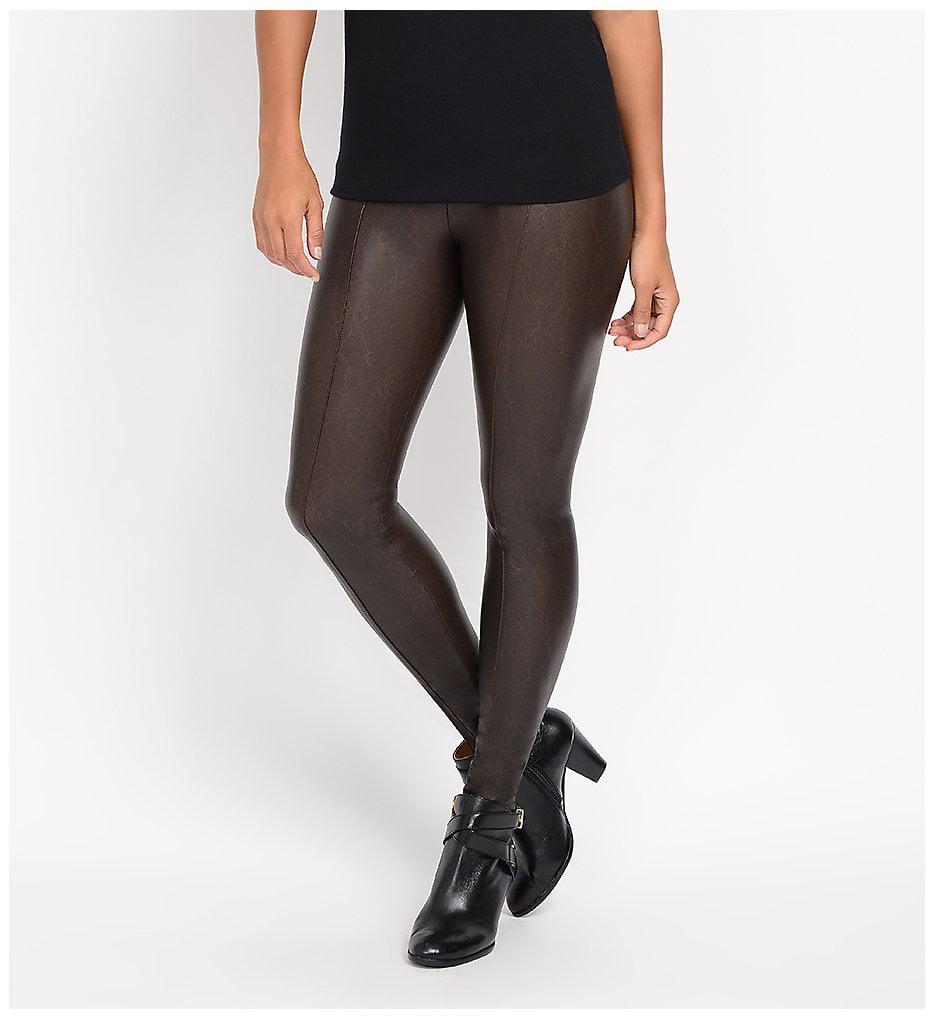 Lysse Leggings High Waist Vegan Leather Legging Style 1379