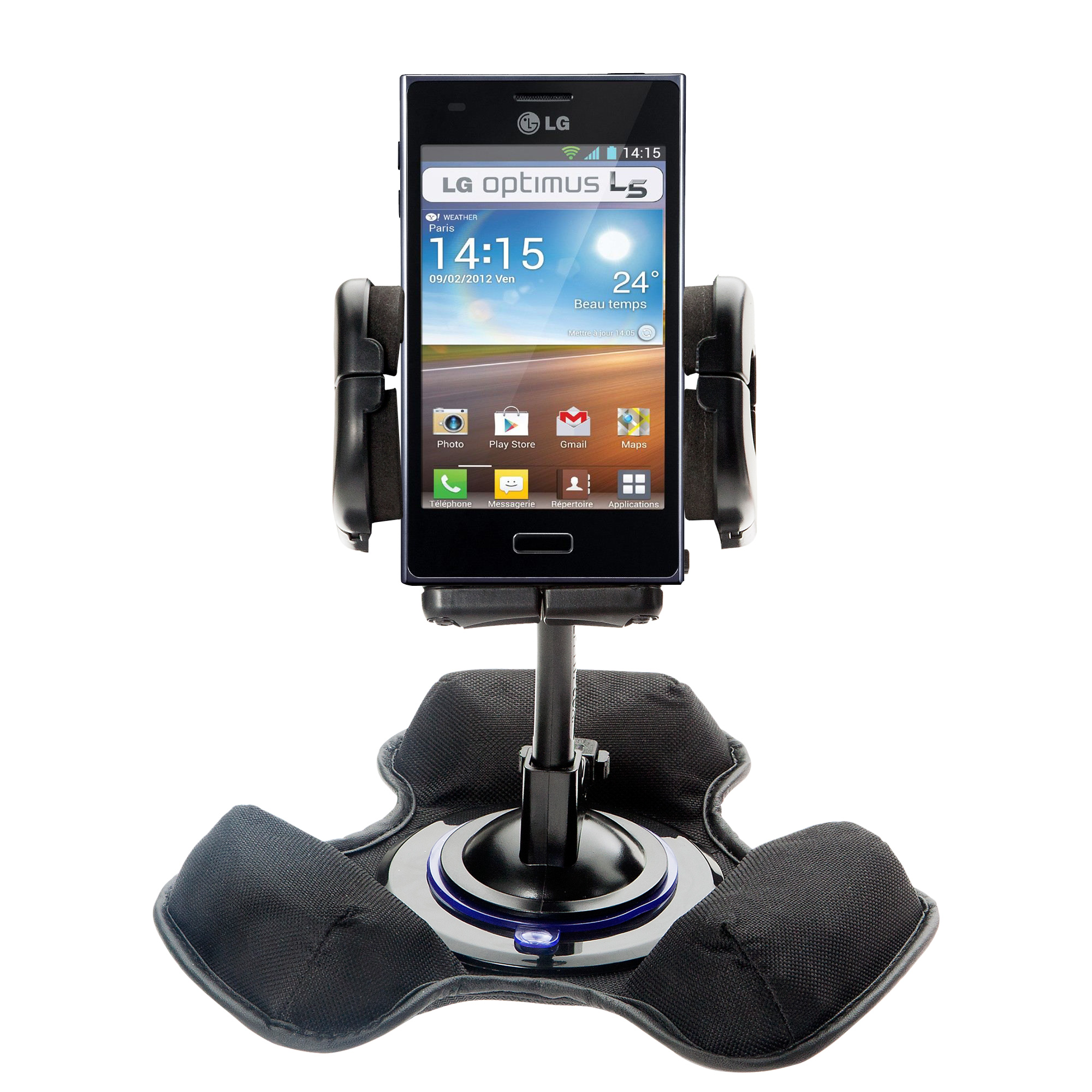 Gomadic Car / Truck Vehicle Holder Mounting System for LG...