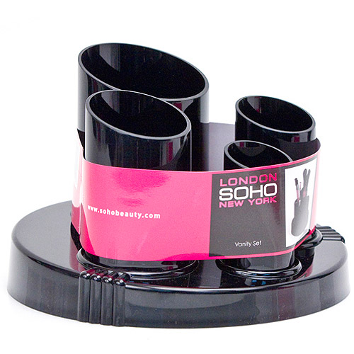 SOHO Deluxe Cosmetic Vanity Set