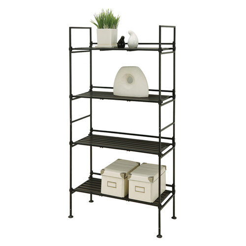 Organize It All 45.38'' Accent Shelves