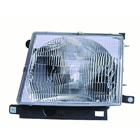 1997-2000 Toyota Tacoma 2WD/4WD Driver Left Side Headlight Lamp Assembly (Toyota Tacoma Left Driver)