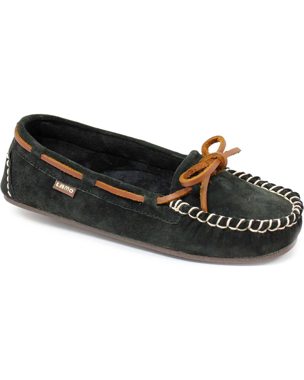 Lamo Footwear Women's Sabrina Moccasins Ew1361-J9 by Lamo Footwear