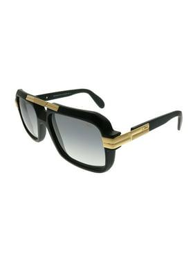 Cazal Legends 663 Sunglasses 011 Mat Black