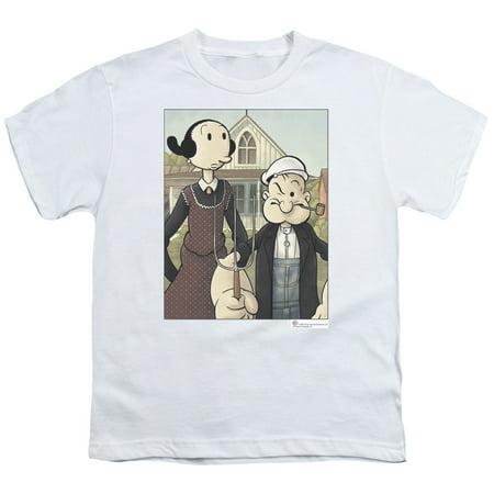 Popeye Popeye Gothic Big Boys Youth - Gothic Boys