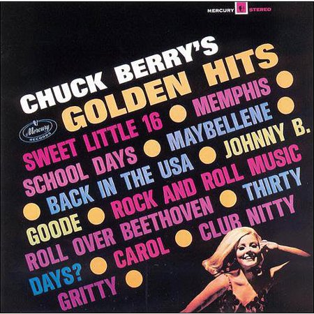 Chuck Berrys Golden Hits