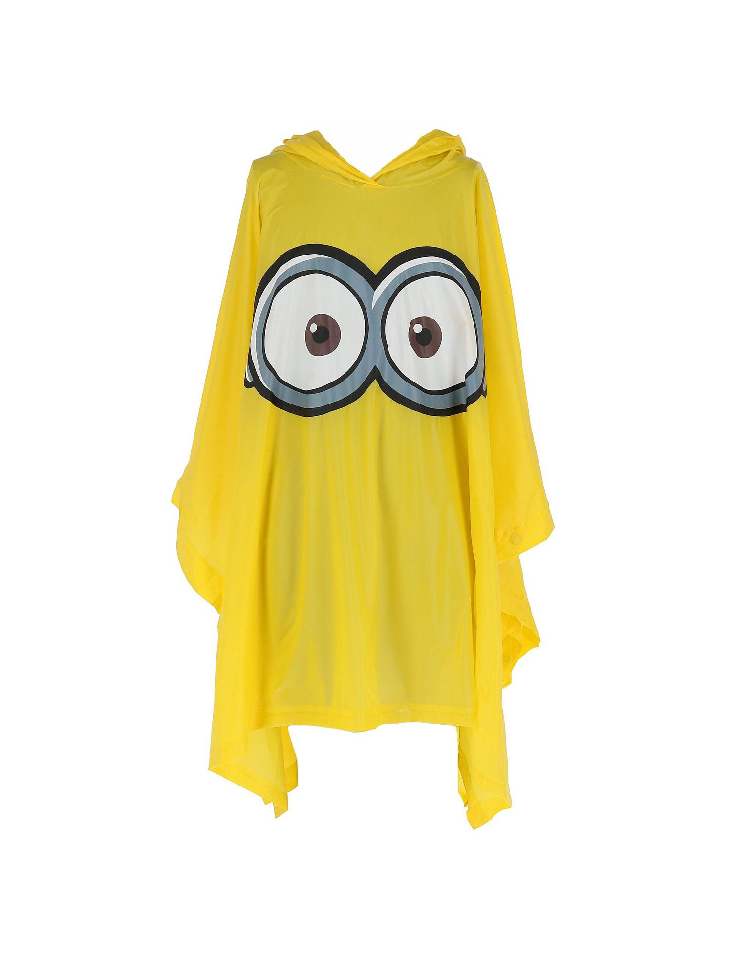 Size one size Kid's Despicable Me Minion Rain Poncho, Yellow