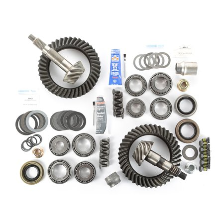 Alloy USA 360032 Ring And Pinion Gear Set Fits 97-06 Wrangler (TJ)