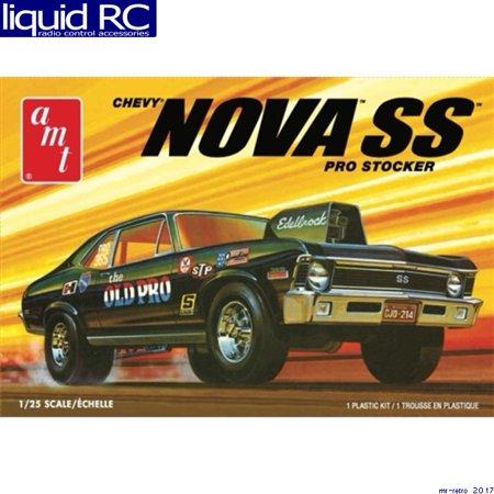 Round 2, LLC 1 25 1972 Chevy Nova SS Old Pro 2T, AMT1142M 1972 Chevrolet Nova Radiator