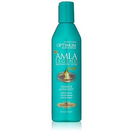 softsheen-carson optimum salon haircare amla legend damage antidote oil moisturizer, 8.5 fl