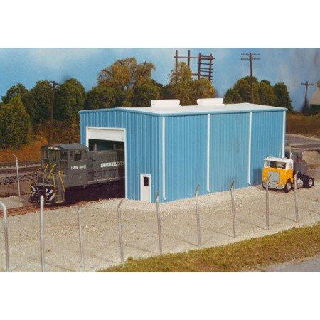 HO KIT Modern Engine House, Sml RIX5415000 RIX PRODUCTS