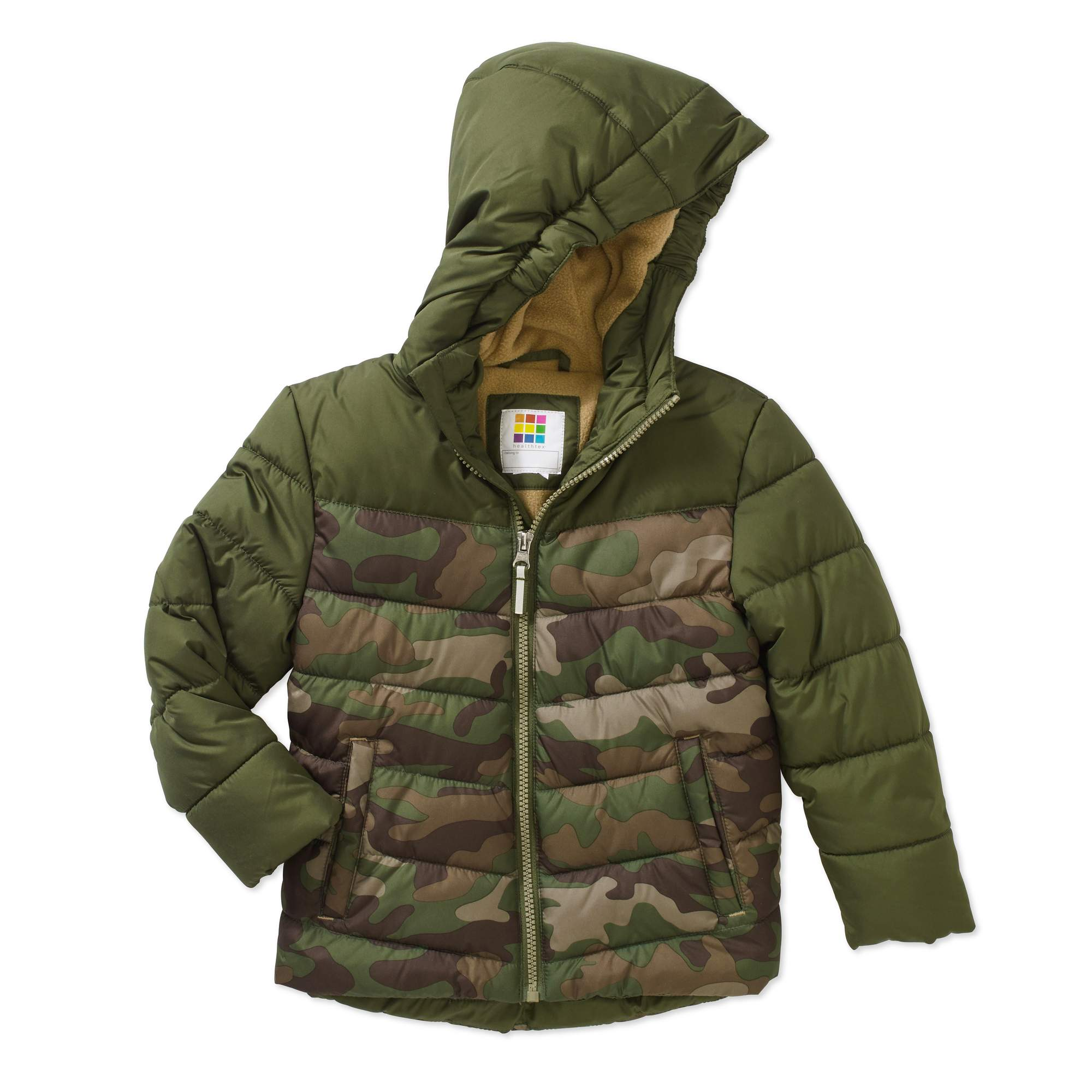 Baby Toddler Boy Bubble Puffer Jacket