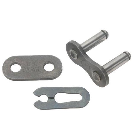DID Super Non O-Ring 530 NZ Chain Clip Link Natural for Street