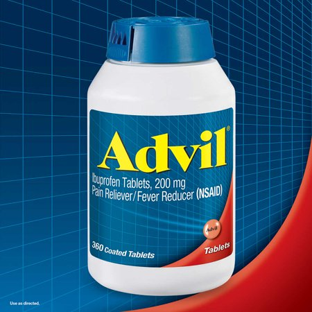 Advil Ibuprofen 200 mg., 360