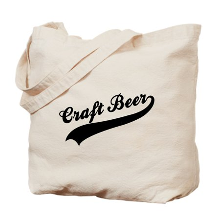 Natural Canvas Tote Bags Craft - CafePress - Craft Beer - Natural Canvas Tote Bag, Cloth Shopping Bag