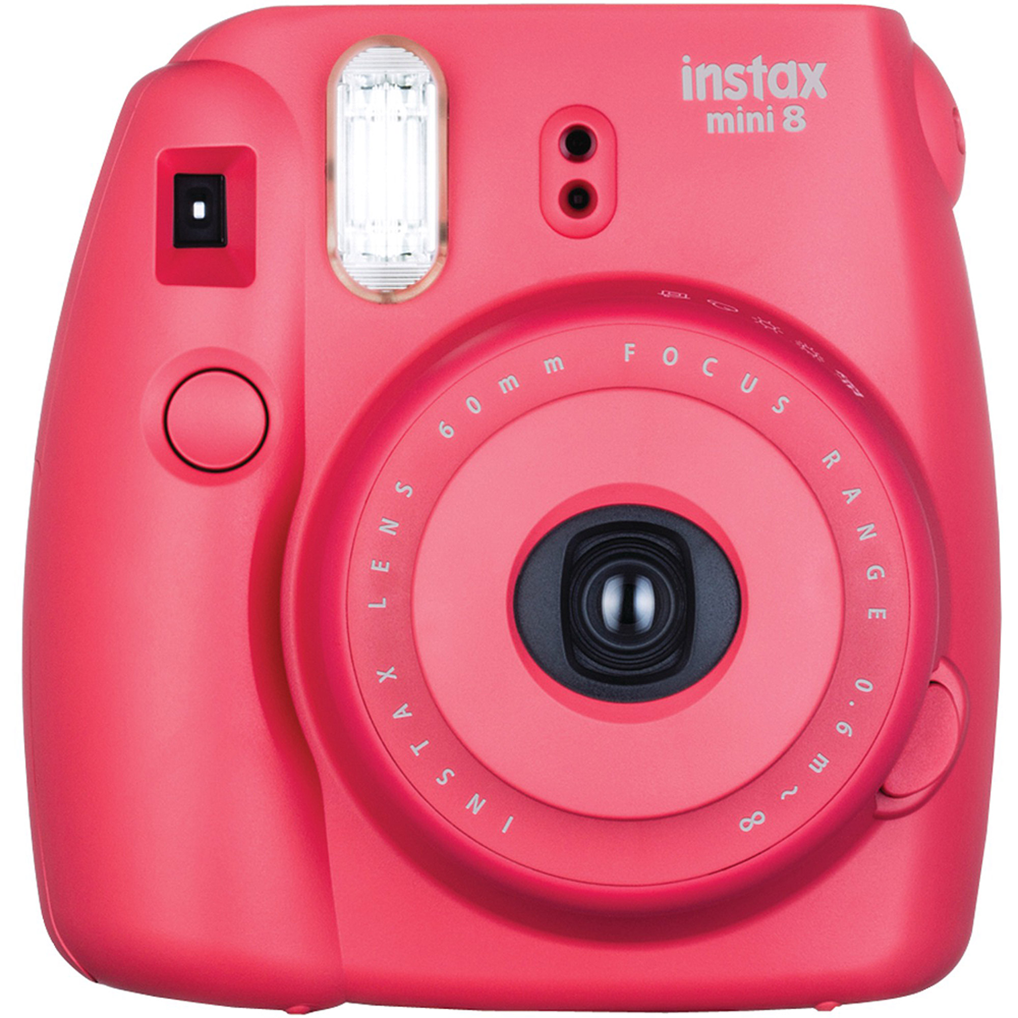 Xtech PINK Accessories Kit for Fuji FujiFilm Instax Mini 8 Cameras ...