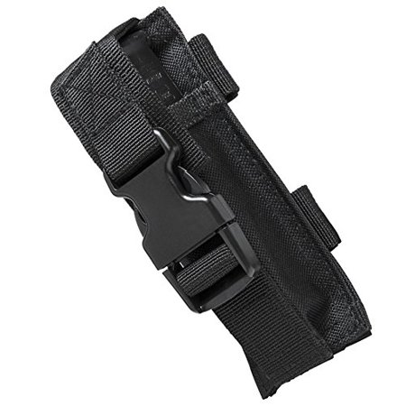 Tactical Molle Style Black Flashlight Belt Holster Pouch Fits Surefire G2X PRO 6P 6PX EB2 P2X UTG VISM Tactical Lights, Keep your tactical.., By m1surplus from USA ()