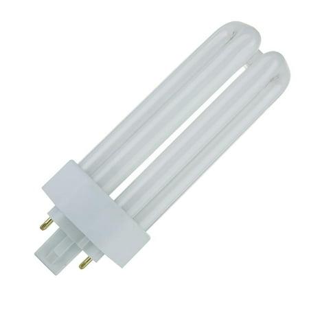 Sunlite 60520 - PLT26/E/SP27K 60520-SU Triple Tube 4 Pin Base Compact Fluorescent Light - Base Triple Tube