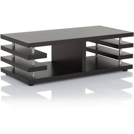 Furniture Of America Zelda Modern Coffee Table Espresso Walmart Com