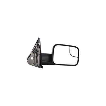 Kool Vue Mirror Towing Mirror - DG44ER - Passenger Side, Power, Manual Folding