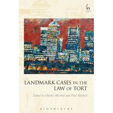 Landmark Cases in the Law of Tort - eBook - Halloween Tort Cases
