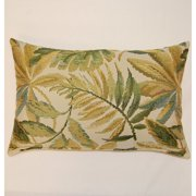 FHT Mauna Kea Breeze 12.5-in Throw Pillows (Set of 2)