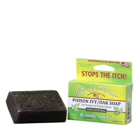 Poison Oak Soap 371540 Poison Oak Soap