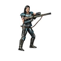 Walmart Exclusive: Star Wars The Vintage Collection Carbonized Collection Cara Dune Toy, 3.75-inch-Scale The Mandalorian Figure, Toys for Kids Ages 4 and Up