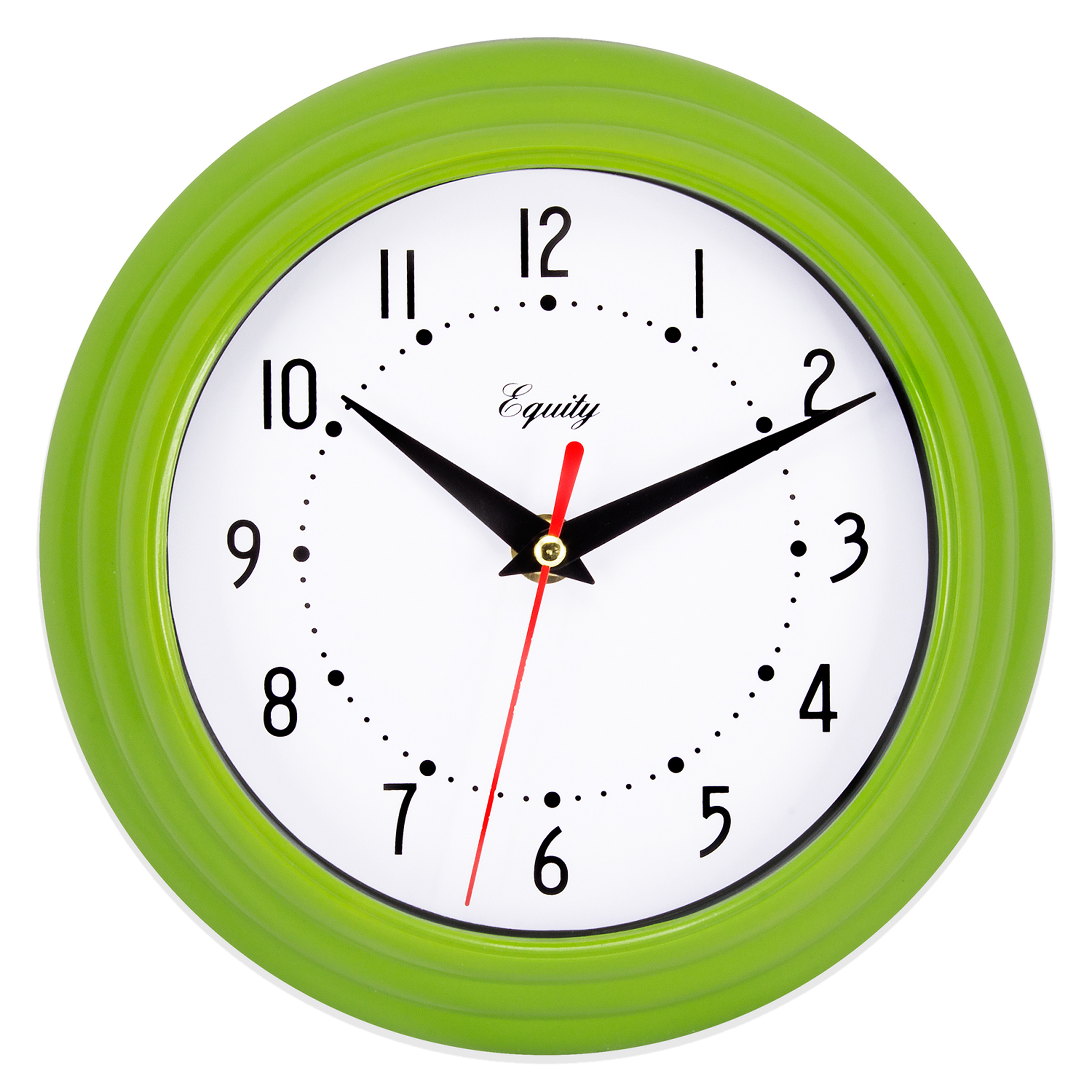 "Equity by La Crosse 25016 8"" Analog Quartz Wall Clock"
