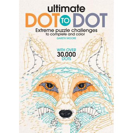 Ultimate Dot to Dot : Extreme Puzzle Challenge - Dot To Dot Game