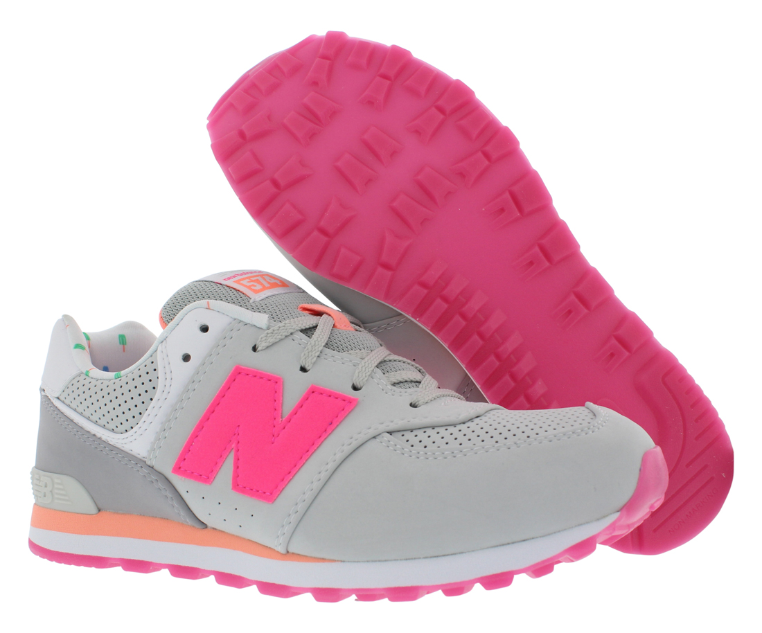 New Balance Classic 574 Girl's Shoes Size
