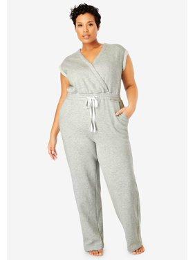 8304bf5b950e Womens Plus Rompers   Jumpsuits - Walmart.com