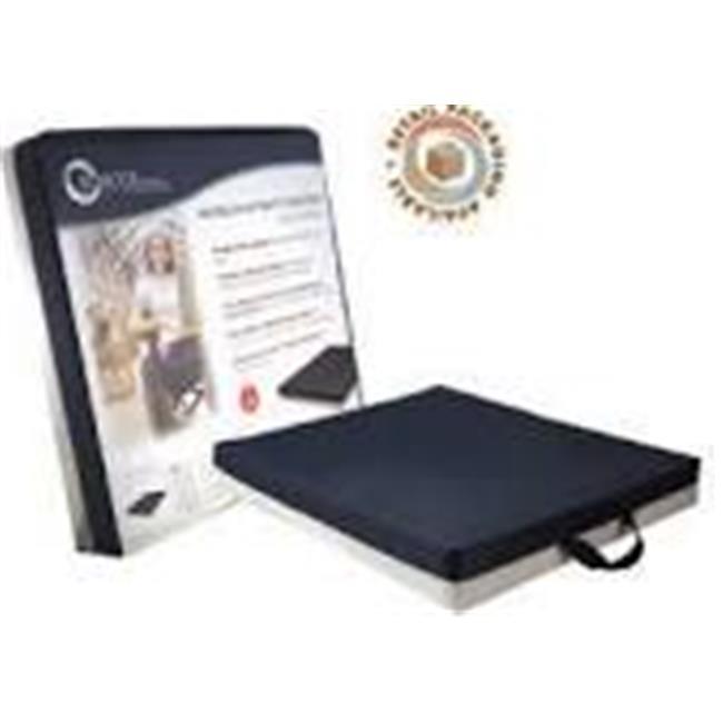 Current Solutions GEL-163 16 x 16 x 3 in. Gel Wheelchair Cushion