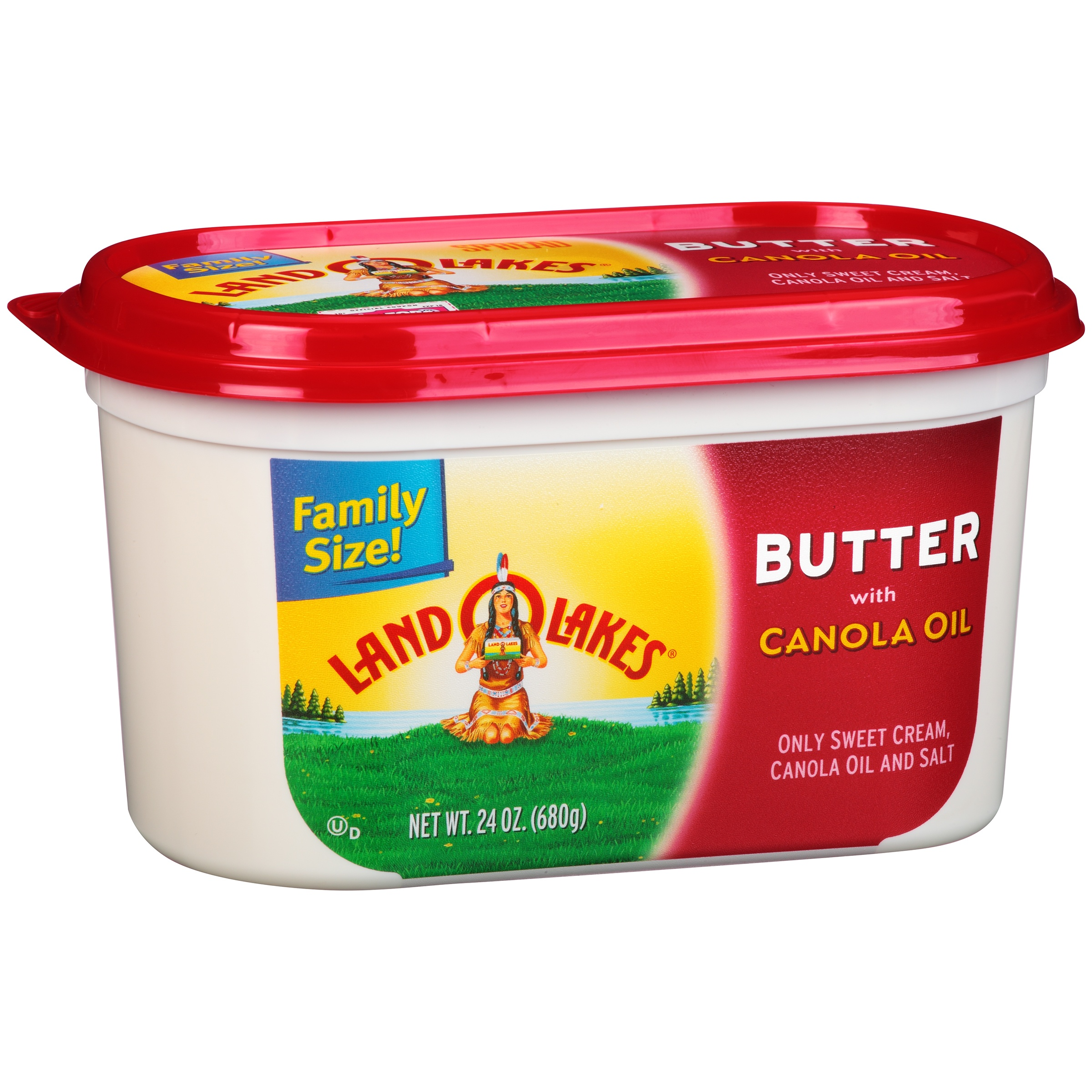Land O Lakes Margarine, 4 sticks, 1 lb. Disclaimer. While we strive to obtain accurate product information, we cannot guarantee or ensure the accuracy, completeness or .