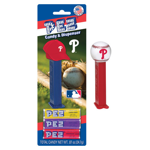 PEZ MLB Candy Dispensers (Set of 12)