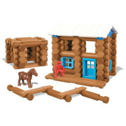 Lincoln Logs Frosty Falls Ranch Building Set
