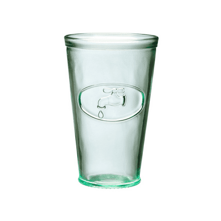 Global Amici Highball Glass (Water Tap Highball Glasses, Set of)