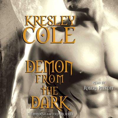 Demon from the Dark - Audiobook (Demon From The Dark Kresley Cole Epub)