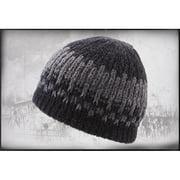 icebox dohm 893-2 yeti winter hat - grey, medium-large