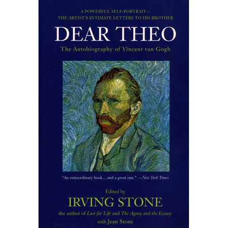 Dear Theo : The Autobiography of Vincent Van - Repro Vincent Van