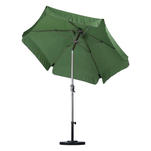 California Umbrella Quick Ship 7.5-ft. Wind Resistant Patio Umbrella by California Umbrella Inc