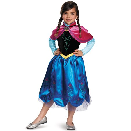 ANNA SPARKLE DELUXE](Anna From Frozen Costume)