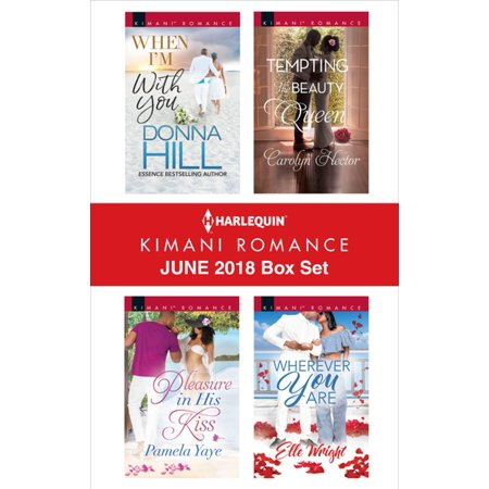Carolyn Kinder Set - Harlequin Kimani Romance June 2018 Box Set - eBook