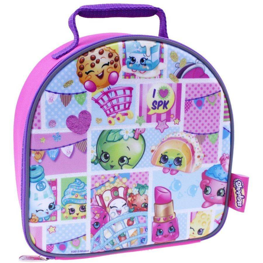 Shopkins Dome Lunch Kit