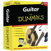 eMedia for Dummies FD12091 Guitar for Dummies (PC and Mac) The eMedia for Dummies FD12091 Guitar for Dummies makes learning quick and easy with over 80 step-by-step lessons (approximately one-half of the eMedia Guitar Method curriculum). Songs and exercises are accompanied by full-motion videos, live recorded audio and variable-speed MIDI tracks. The eMedia for Dummies FD12091 Guitar for Dummies easy-to-follow lessons range from basics, like stringing the guitar, to playing chords and strumming techniques. Professional guitar instructor Kevin Garry, Ph.D., guides you with video demonstrations of techniques. Also includes our Automatic Tuner, Metronome, Chord Dictionary and Recorder. The excellent teaching and valuable accessories offer exceptional value and will have you playing songs in no time!