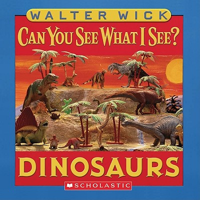 Can You See What I See Dinosaurs (Board Book)