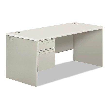 38000 Series Single Pedestal Desk, 66