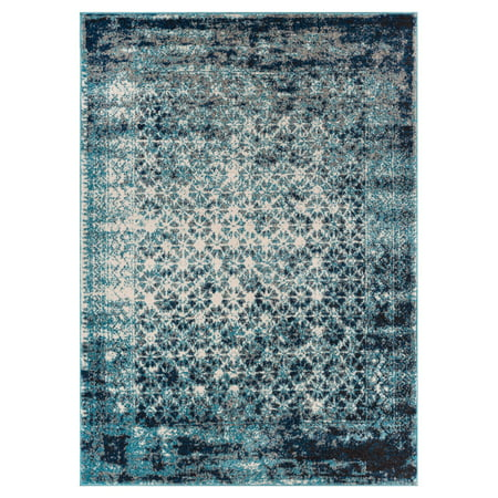 Well Woven Sydney Vintage Manchester Modern Distressed Area (Manchester Mall Stores)