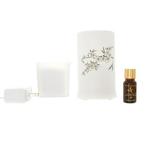 Advanced Aromatherapy - Gurin AD-110 Spa Vapor Advanced Wellness Instant Healthful Mist Ultrasonic Aromatherapy Essential Oil Diffuser