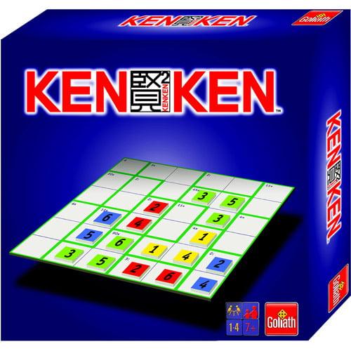Ken Ken Crossword Game