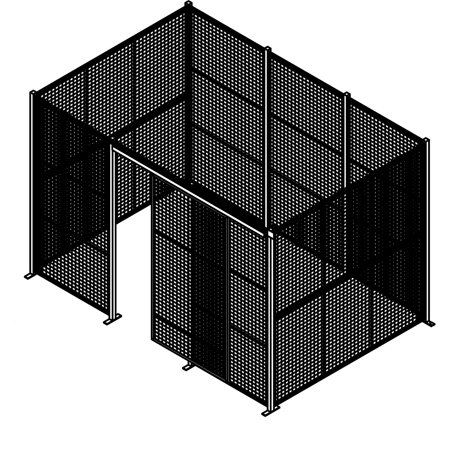 Kleton Wire Mesh Partition Kits - image 1 of 1